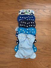 New ListingLot of 5 Applecheeks Cloth Diaper Covers Size 1