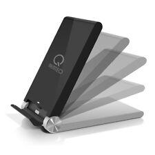 Qi Wireless 3-Coil Ladeger?t Ladestation St?nder für Handy iPhone 6 6S Plus/5S/5