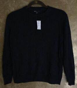 Gap Kids Navy Crew Pullover Boy's  Sweater..Size Med. Plus(8)