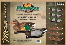 Flambeau Outdoors 12pk Master Series Mallard Decoys