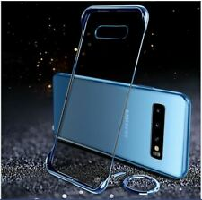 Slim Thin Shockproof Clear Bumper Case For Samsung Galaxy S10 S8 S9 S10 Plus