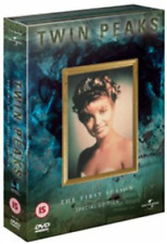 TWIN PEAKS - THE FIRST SEASON - SPECIAL EDITION  DVD ACCEPTABLE CONDITION
