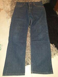 Mens Levi's 505 Jeans Size W32 X L30 Original