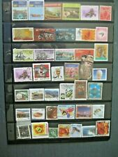 ALBUM PAGE NEW ZEALAND, 41  ALL DIFFERENT STAMPS, TOP QUALITY,