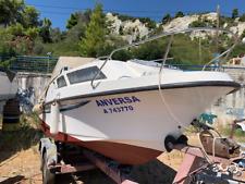 Motorboot SHETLAND 18.7 feet Power by volvo penta + trailer inclusief