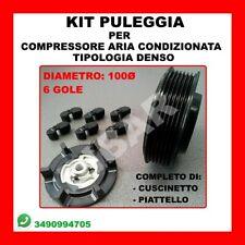 KIT PULEGGIA COMPRESSORE AC 13776 AUDI A4-A5-A6-A8-Q5 DAL 2000 4F0260805T 156