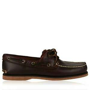 Mens Timberland Boat Shoes New