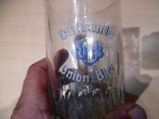 belle chope emaillée dortmunder union bier