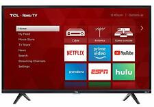 affc459d18e TCL 32-Inch 720p 60Hz Roku Smart LED HDTV with 3 x HDMI  32S325