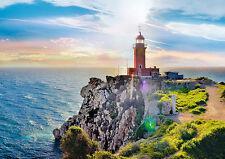 Trefl Puzzle 1000 Teile Leuchtturm am Kap Melagavi (10436) Griechenland