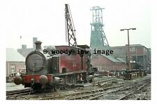 pu0117 - NCB Engine at Saville Colliery , Yorkshire - photograph