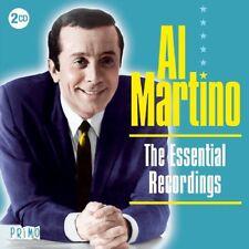 AL MARTINO THE ESSENTIAL RECORDINGS REMASTERED 2 CD NEW