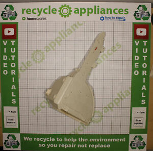 ARISTON, HOTPOINT Soap Dispenser Body Cover C00286458 comes with C00302691