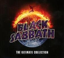 The Ultimate Collection von Black Sabbath (2016)