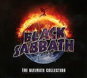 Black Sabbath- The Ultimate Collection  (2016)
