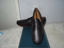 d2f52c9c851 Mens John Lewis Brown Lloyd Loafers Shoes Sz UK 11 eu 45