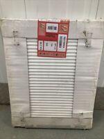 Quinn Compact Central Heating Radiator 700 x 900mm DP+21 Q21709KD