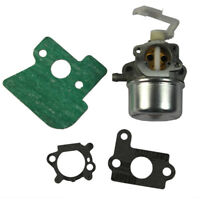 Carburetor for Briggs & Stratton 698055 Snowblower With Mounting Gaskets Carb