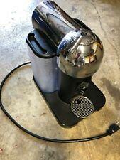 Nespresso Vertuo Coffee and Espresso Machine by Breville, Chrome and black