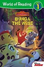 World of Reading: The Lion Guard Bunga the Wise: Level 1-ExLibrary