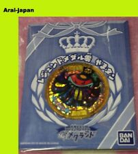 New Yokai Yo-kai Watch Legend medal Yamatan toy coin Japan youkai gold
