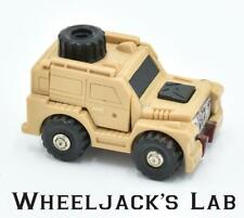Brawn Jeep Outback Robocar 1985 IGA Mexican G1 Transformers Vintage