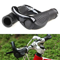 Mountain Bicycle Grip MTB Bike End Handlebars Rubber Anti-slip Grip Handle bar