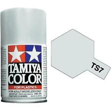 Tamiya TS-7 Racing White Spray Paint Can 3 oz 100ml 85007 Mid-America Naperville