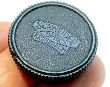 SN-222-4 Lens Cap OEM Schneider Kreuznach C mount lenses screw in threaded 25mm