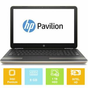 """15.6"""" HP Pavilion 15-AU083SA, Intel 2.10GHz, 1TB, 8GB, Intel HD, Laptop"""