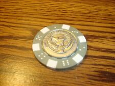 "United States Army RESERVE ""PATRIOT"" Poker Chip,Golf Ball Marker,Card Guard"