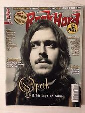 ROCK HARD N°112 2011 OPETH