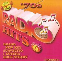 Various Artists : 70s Radio Hits 6 CD