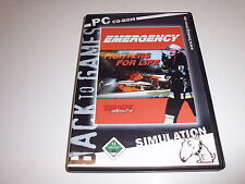 PC  Emergency: Fighters for Life