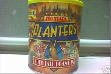 Planters 100 years Collectible Can