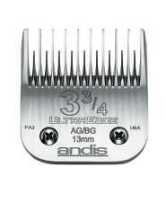 """Andis Blade - Size 3 3/4"""" Skiptooth 1/2"""" - Hardened for long cutting life"""