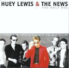 HUEY LEWIS & THE NEWS : THE ONLY ONE / CD / NEUWERTIG