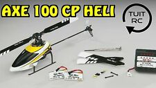 Top RC Helikopter Revell , Heli-Max , Axe 100 CB  RTF 6CH 3D  Gyro Flybarless