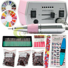30000RPM Professional Electric Nail File Drill Manicure Pedicure Machine Tool
