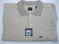 NWT Arrow Polo Golf SS Short Sleeve Pullover Shirt Mens L Large w/ Pocket
