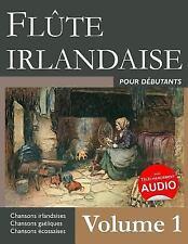 Flûte Irlandaise Pour débutants - Volume 1 by Stephen Ducke (2016, Paperback)