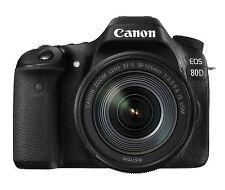 Fotocamera Digitale Reflex Canon EOS 80d Kit 18-135mm Is