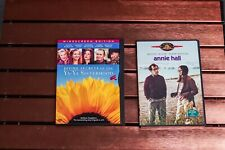 Dvd Set 2 Movies Divine Secrets of YaYa Sisterhood and Annie Hall Woody Allen