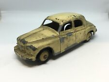 Dinky Toys, Dover 75, (Ref Grey 654) Cream With Cream Hubs