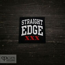 Patch Straight XXX Edge.
