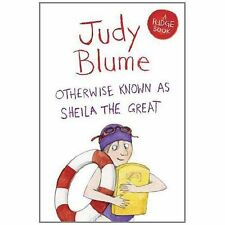 **NEW PB** Otherwise Known as Sheila the Great by Judy Blume (Paperback, 2014)