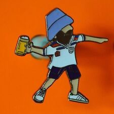 England Fishermans Friend Hooligan Pin A Guy Called Minty & Casual Connoisseur.