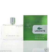 Essential Pour Homme by Lacoste Eau De Toilette 4.2 OZ NEW