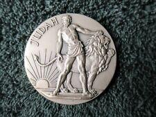 Rare Silver Medal, Judah from 12 Tribes Set / Medallic Art Co. / 70gr 2.25 Ozt