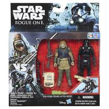 STAR WARS ROGUE ONE: REBEL COMMANDO PAO & IMPERIAL DEATH TROOPER
